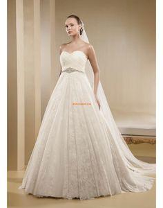 Hage   Outdoor Kjæreste Ermeløs Bryllupskjoler 2014 Wholesale Wedding  Dresses 6e1262bb5096