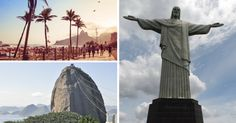 The following are the best tourist spots in Rio de Janeiro. When you visit these places, it will be a worthwhile experience.