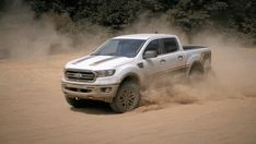 #Tremor #Off #Road #Package is now available on #2021 #Ford #Ranger What is included in this package? -Increase in ground clearance -Improved approach, departure and breakover angles -Off-road suspension -Electronic Locking Rear Differential, Terrain Management System, Trail Control - 270HP, 310 Pound-Feet of Torque and a lot more. Order your OFF-Road Ranger today at #East #Court #Ford Only! Ask about our specials on this package! New Bronco, Off Road Suspension, Ford Ranger Raptor, 17 Inch Wheels, Sport Truck, Rear Differential, Wide Body, Driving Test, Offroad