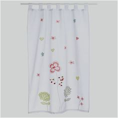 New curtain girl nursery - Prima curtains nursery girl - Vorhang Curtains Childrens Room, Kids Room Curtains, Cute Curtains, Nursery Curtains, Window Curtains, Curtain Room, Animal Nursery, Girl Nursery, Orange Kids Rooms