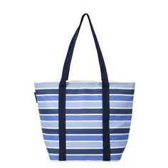 Mahia Cooler Tote in Blue design by SunnyLIFE