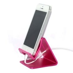 "Toch TM Pink Solid Aluminum Desktop Stand for iPhone Ipad,Ipad Mini ,iPod touch Samsung Galaxy S3 i9300 S4 9500 HTC Blackberry and most 7"" tablet - Description:   Compatible with Apple iphone 3 3GS 4 4S 5 5C 5S iPod touch HTC Blackberry Smasung Galaxy s3 i9300 s4 i9500 kindle iPad Mini, other  most smartphone and 7″ tablet Innovations design,Enjoy your favorite movies,videos but do not have to worry about your device's power. ... - http://ehowsuperstore.com/bestbr"