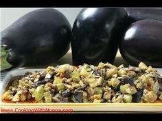 How to make the Real Sicilian Caponata - Rossella Rago - Cooking with Nonna