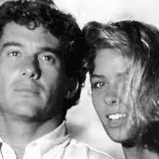 Adriane Galisteu e Ayrton Senna.