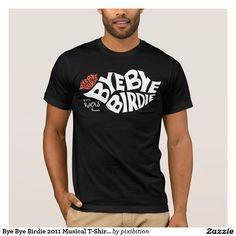 Bye Bye Birdie 2011 Musical T-Shirt 4