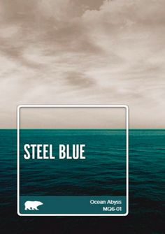 BEHR's Color A Memory campaign is all about cherishing special moments—like the calm seas of your latest adventure—and turning them into one-of-a-kind paint samples you can incorporate into your own space. | Featured hue: Ocean Abyss.
