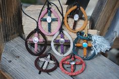 Western Crafts, Rope Art, Rope Basket, Ribbons, Clocks, Mirrors, Picture Frames, Baskets, Ornaments