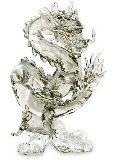 Swarovski Jubilee Crystal Dragon by DepecheMe, Bitte