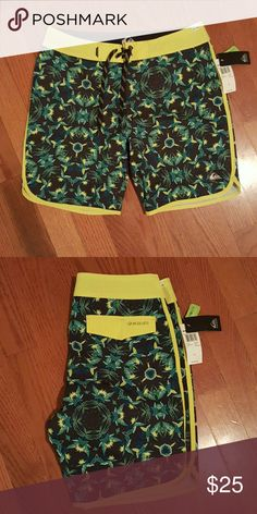 Quiksilver swimming trunks! Any questions, just ask! Quiksilver Swim Swim Trunks