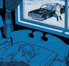 Patrick Leger Illustration for NY TimesOp-Ed