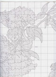 Cross stitch - fairies: Traditional flower fairy sampler - Cicely Mary Barker (chart - part B2)