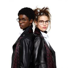 Alton Mason sports chic black ensembles as the face of Karl Lagerfeld's spring-summer 2019 campaign. The top model joins Luna Bijl for the advertisement. Karl Lagerfeld, The Fashionisto, Carine Roitfeld, Sport Chic, Mens Fashion, Fashion Trends, Lens, Spring Summer, Face