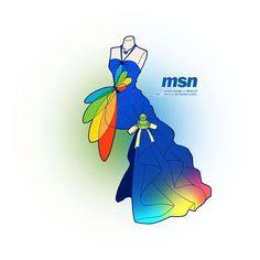 MSN dress