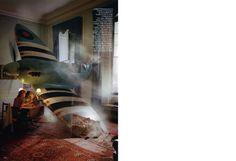 Andy Hilman & Tim Walkerhttp://hillmanstudio.com/portfolio/british_vogue_tim_walker_spitfire_1