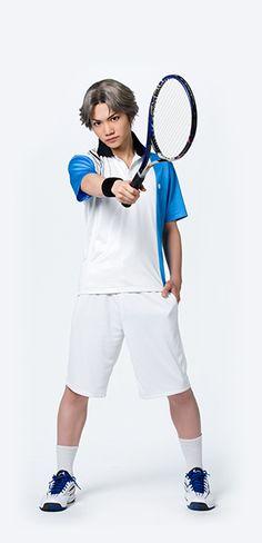 キャスト紹介   ミュージカル『テニスの王子様』青学vs氷帝   ミュージカル『テニスの王子様』公式サイト