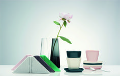 On designythings: An ethereal new collection of tabletop & textile accessories from Iittala and Issey Miyake. http://bit.ly/1RDH9os