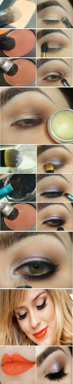 Gorgeous Makeup Inspired Tutorials # Lips # Step by Step / Best LoLus Makeup Fashion