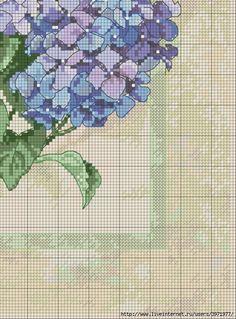 Dimensions ''Elegant Hydrangeas'' <3 PART 4