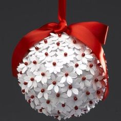 Handmade christmas ornaments by margie