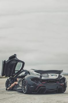 "McLaren P1 ""At its price, I hope those legs & heels are standard equipment !"" THG"