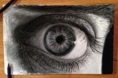Гипер реалистичный рисунок Удивительное и невероятное |