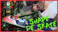 Quer deixar um shape de skate com a sua cara? O @alfeumantovani mandou muito bem na customização do dele para este vídeo do #POSCAvaicomtudo. Conheça os trabalhos dele lá no blog http://posca.com.br/post/posca-vai-com-tudo-shape-by-alfeu-mantovani/! Créditos de filmagem: Zero Doze Films e Phizzle Studio