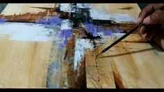 Abstract painting / Painting / Art / Demo / Artist