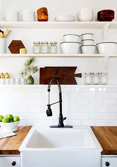 How+to+Make+the+Most+of+Your+Small+Kitchen+via+@MyDomaine