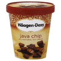 java chip from Haagen-Dazs Best Ice Cream Flavors, Haagen Dazs Ice Cream, Vanilla Ice Cream, Frozen Treats, Nutella, Yummy Treats, Dog Food Recipes, Chips, Desserts