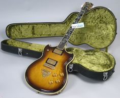 1978 Ibanez 2681 Bob Weir Vine Inlay Professional Antique Violin > Guitars : Electric Solid Body - Nationwide Guitars | Gbase.com