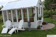 Diy Greenhouse, Garden Gifts, Gazebo, Outdoor Structures, Gardening, Tiny House, Image, Home, Garden