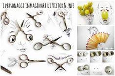 I personaggi immaginari di Victor Nunes [FOTO]