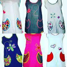 Resultado de imagen para guardapolvos docentes originales Apron, Diy And Crafts, Patches, Education, Sewing, Womens Fashion, Fabric, Clothes, Costumes