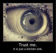 Its a Kitchen sink - Karyd