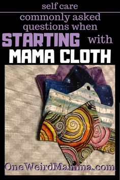 The questions I asked when getting started with cloth pads, for begginers are common. Here is what I found when I started with Mama cloth over 2 years ago. Health Advice, Health And Wellness, Wellness Tips, Mental Health, Health Blogs, Health Talk, How To Better Yourself, Take Care Of Yourself, Mama Cloth