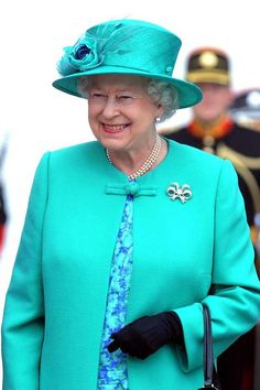 Queen Elizabeth II Style Retrospective: 2008