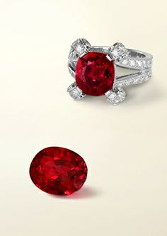 "Ruby In the Sanskrit language, is called ""ratnaraj"" meaning King of Gemstones"