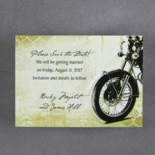 Open Road Save the Date Magnet
