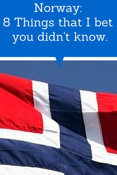 Norway: 8 Things I bet you didn't know. http://www.borderlass.com/norway-8-things-that-i-bet-you-didnt-know/ #Norway, #Travel #InterestingFacts