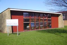 The ever popular library. Always lots to see and do plus the heating is always on. Crayons can be supplied. Open until 7pm most nights.