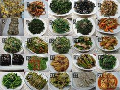 Home Recipes, Asian Recipes, Korean Side Dishes, K Food, Korean Food, Kimchi, Green Beans, Sweet Home, Beef