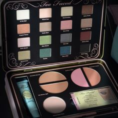 Some math for Too Faced's Sweet Indulgence Palette: 16 eyeshadows + 2 blushes + 2 bronzers + other goodies = must have