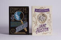 Jane Austen & Sherlock Holmes - Faceout Books