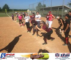 https://flic.kr/p/HvQeMz | Randy Schneider | The Texas Travelers joined with Coach Randy Schnieder, Iowa State Assistant Softball Coach. The girls spent 5 1/2 hours working collegiate softball drills hitting, fielding, base running and different aspects of the game.