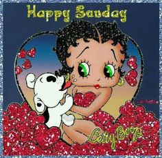 pin it betty boop sunday   Pinned by Trinnie Velasquez