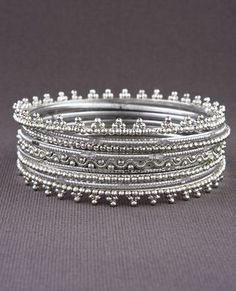 If only I could wear bangles without getting annoyed by the clanking!