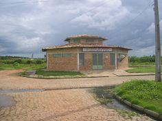Posto de Saúde - Bairro Xique - Xique - Barras - Piauí