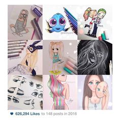 Thank you for this year together guys..☄️✨ Cant wait to live an other year with you !! You are my family and my best friends!! #bestmoments #2016bestnine #debbyarts #drawing #art #fashionblogger #trend #bestfriend #illustration #instagram #debby #youtube