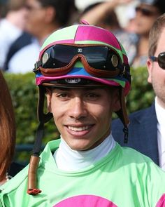 Jockey Jose Ortiz made a winning return to the irons with a victory in the Dec. 28 opener at Gulfstream Park, his first mount since he underwent minor knee surgery Dec. 3.