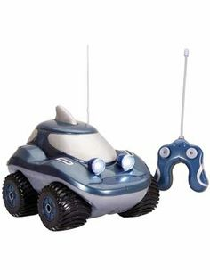 Kid Galaxy Morphibians Shark - favorite toy of kids everywhere! is it a car or a shark? it's remote control fun for hours! Toys For Boys, Gifts For Boys, Kids Toys, Sharks For Kids, Play Vehicles, Remote Control Cars, Radio Control, Christmas Gifts For Kids, Christmas Ideas